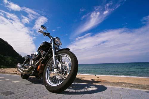 バイクの魅力