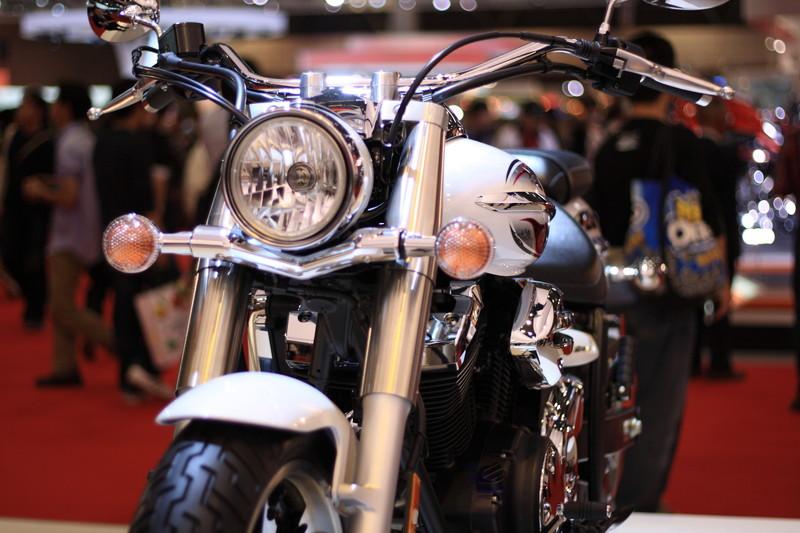 大型バイク